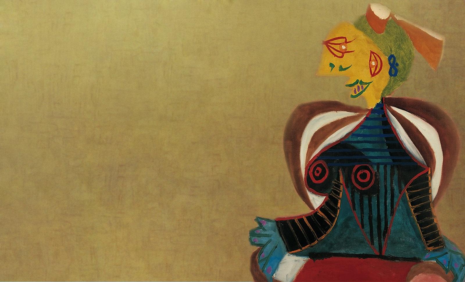 30van Gogh_Picasso