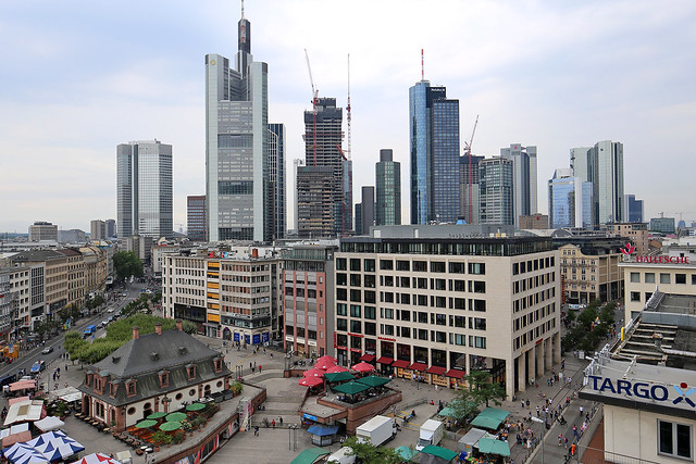 BIG Bjarke Ingels Group Omniturm Frankfurt