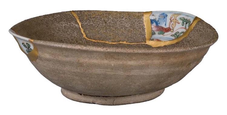 Kintsugi, a Centuries-Old Japanese Method of Repairing