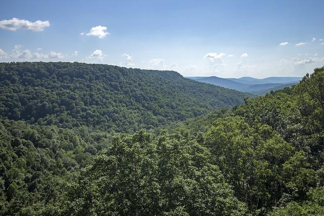 Spring Creek Gulf Overlook, Isha campus, Warren County, Tennessee 2