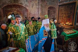 Божественная литургия 184