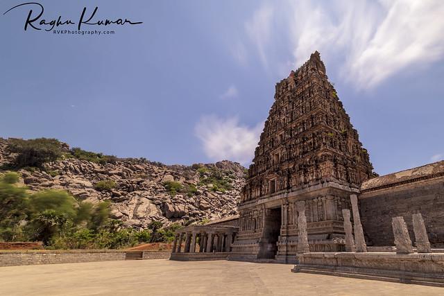 Venkataraman Temple, Gingee