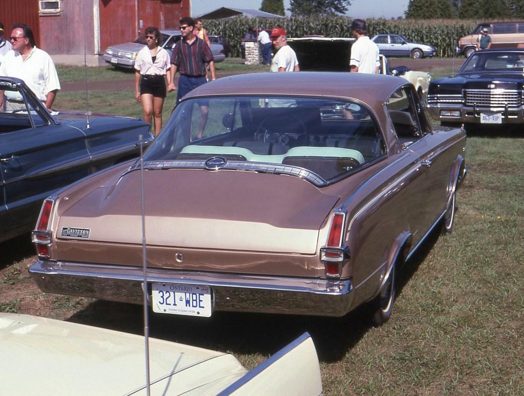 1966 Barracuda hardtop fastback   Richard Spiegelman   Flickr
