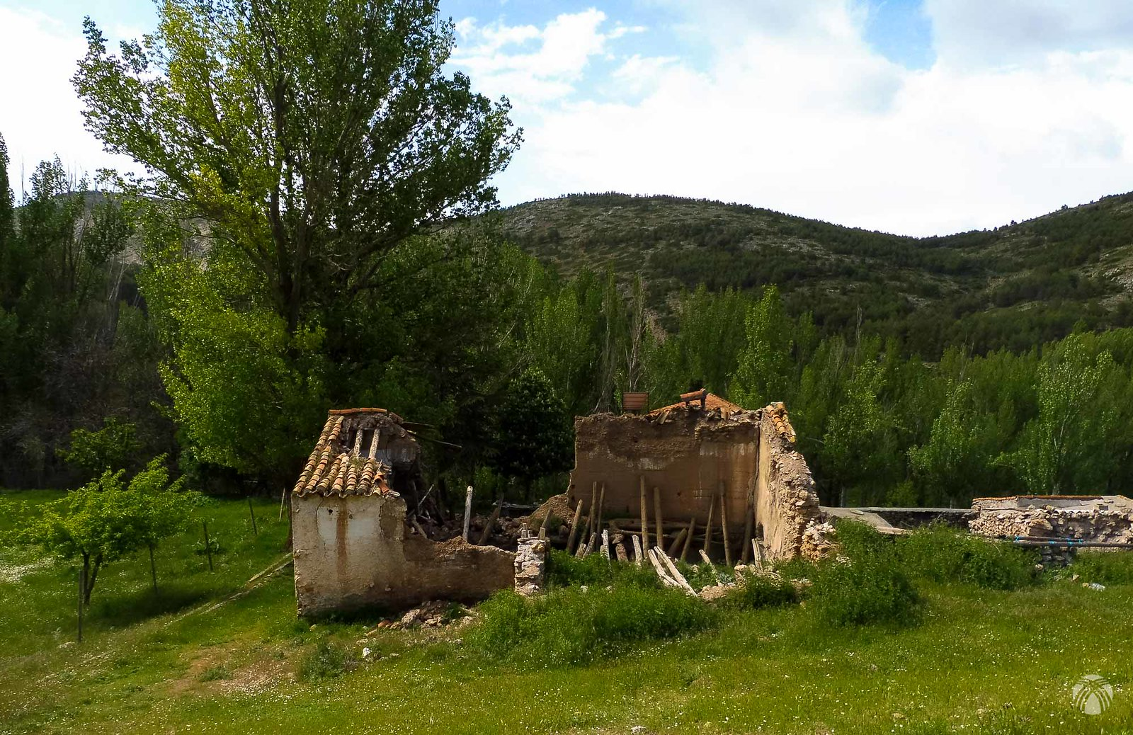 Casas de Don Diego y entorno