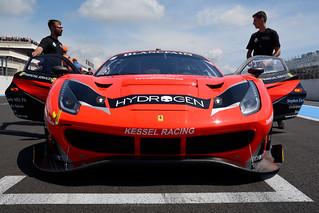 Kessel Racing Ferrari 488 GT3