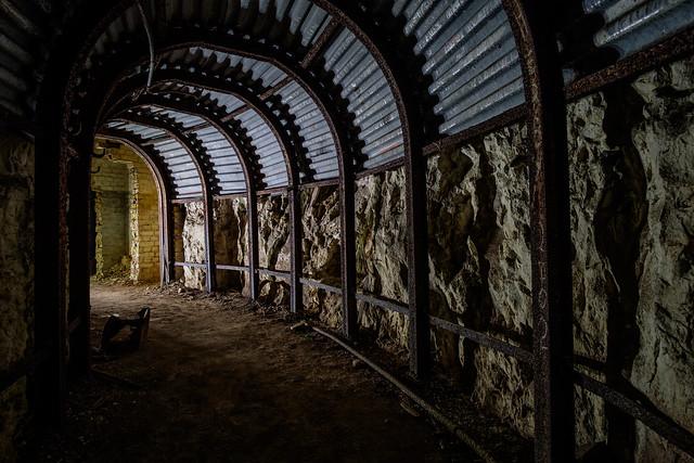 St Margaret's deep shelter