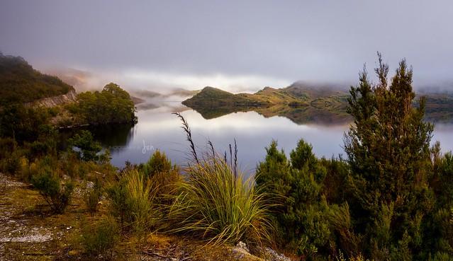 Lake Pedder