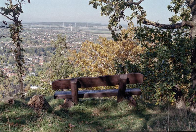 [analog] Herbst auf dem kleinen Burgberg (2)