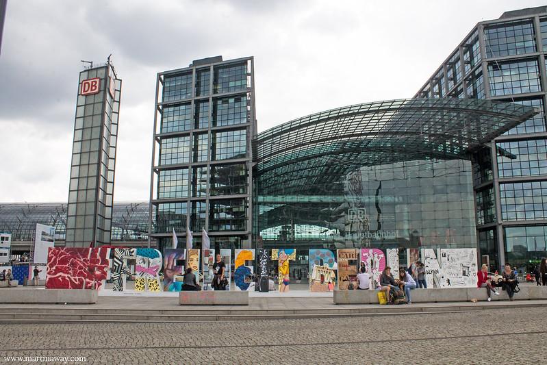 Hauptbahnhof, Berlin Welcome Card