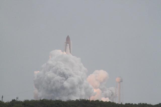 Space Shuttle Atlantis STS-135