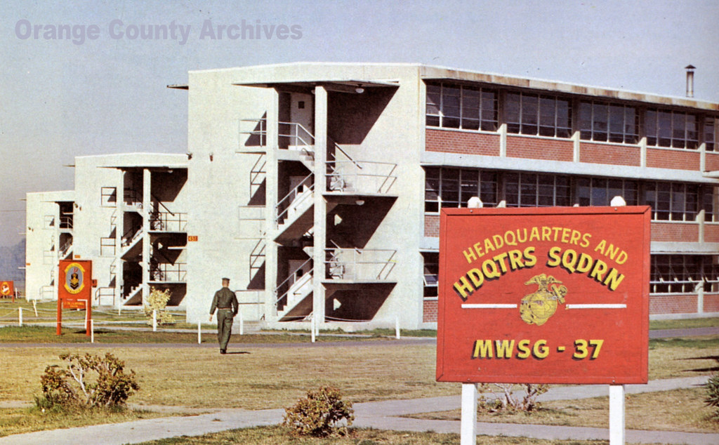 El Toro Marine Base >> Barracks Mcas El Toro Circa 1965 Comments Are Welcome Af