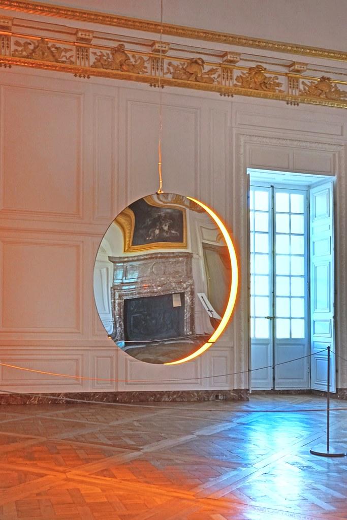 Olafur Eliasson à Versailles