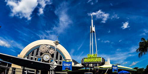 Space Mountain sign | by gamecrew7