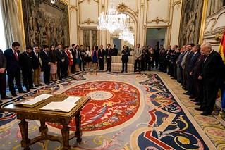 2016-10-21 Jura/promesa de la LXVIII promoción de la Carrera Diplomática | by Ministerio de Asuntos Exteriores y de Cooperación