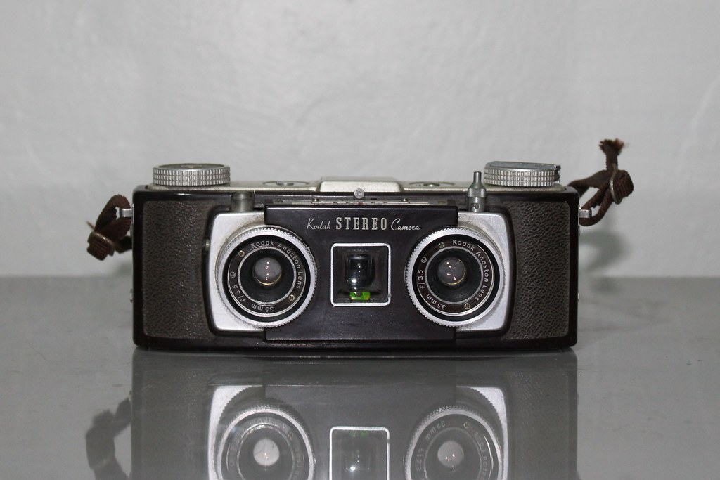 Kodak Stereo Camera Phillip Pessar Flickr