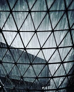 Raining  #fieramilano #abstract #modern #Architecture #building #Glass #web #igersmilano #igers #igersitalia #archilovers #architecturelovers #archidaily #bw #photography #photooftheday #amazing #instagood #instalike #picoftheday #instadaily #instafollow | by Mario De Carli