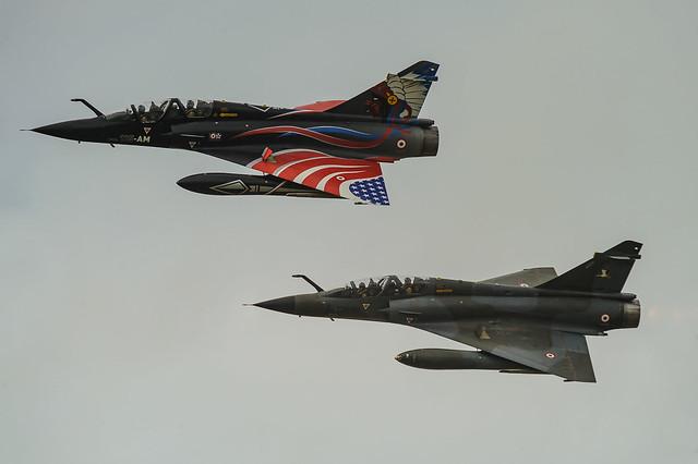 RIAT2016 - Ramex Delta Dassault Mirage 2000N - French Air Force