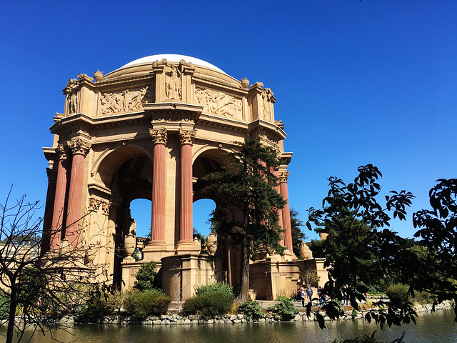 Palace of Fine Arts Rotunda