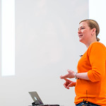CreativeMornings/Raleigh with Ashley Christensen