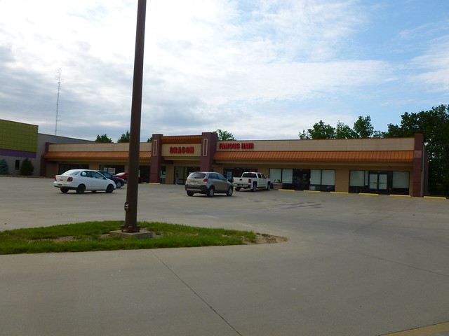 Hedstrom Plaza, Ashland, OH