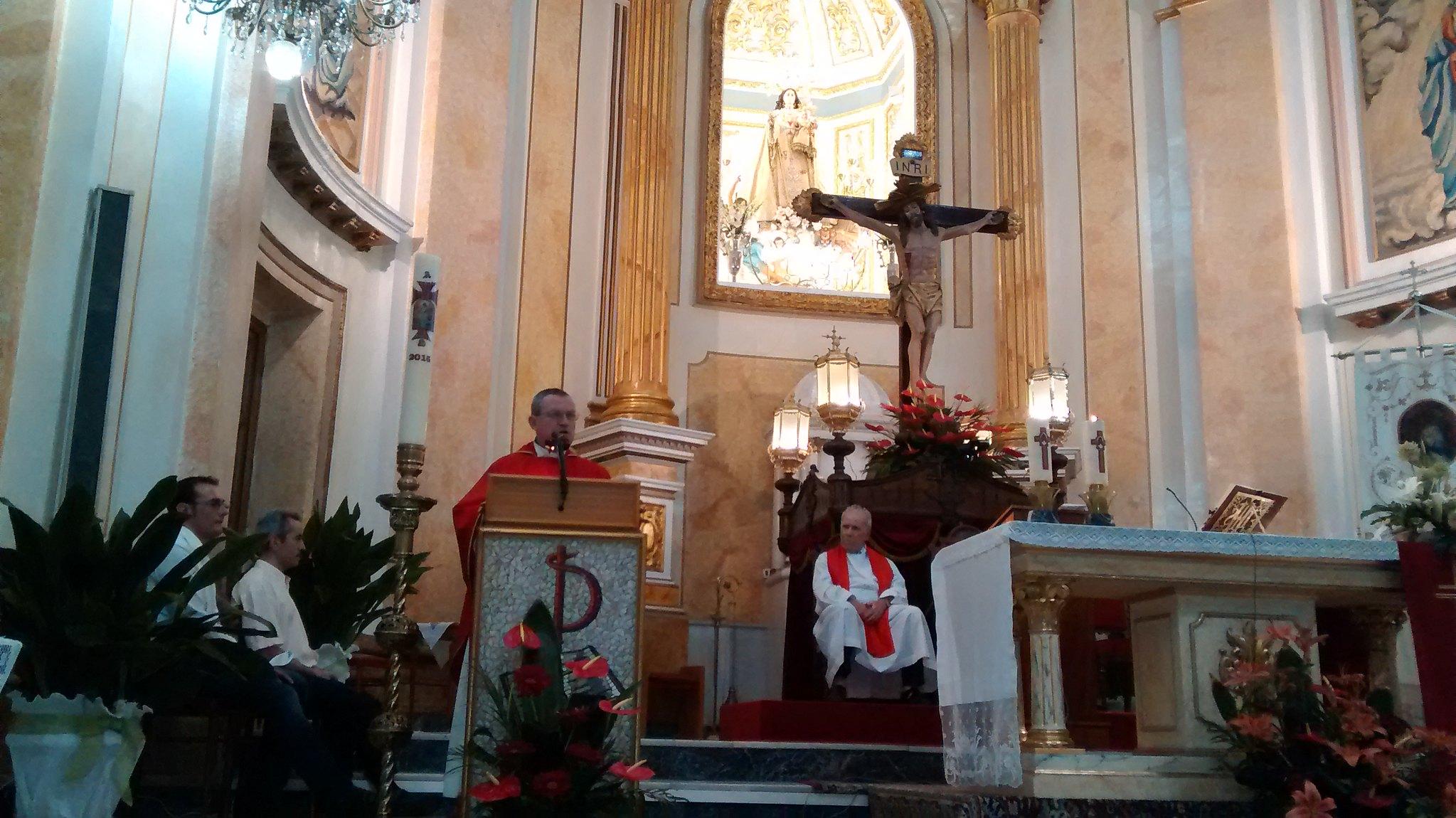 (2015-07-05) - Eucaristía subida del Cristo - José vicente Romero Ripoll (01)