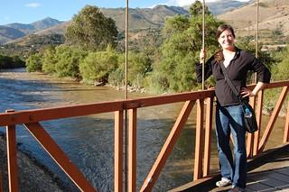 Bridge near Huánuco, Peru   by blueskylimit