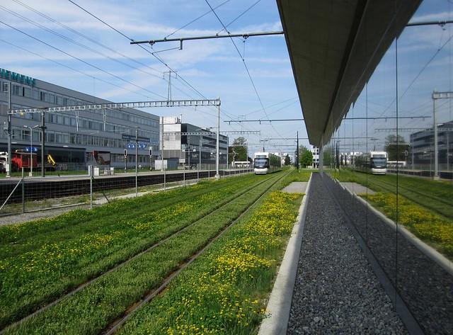 Bahnhof Wallisellen Glattalbahn / SBB