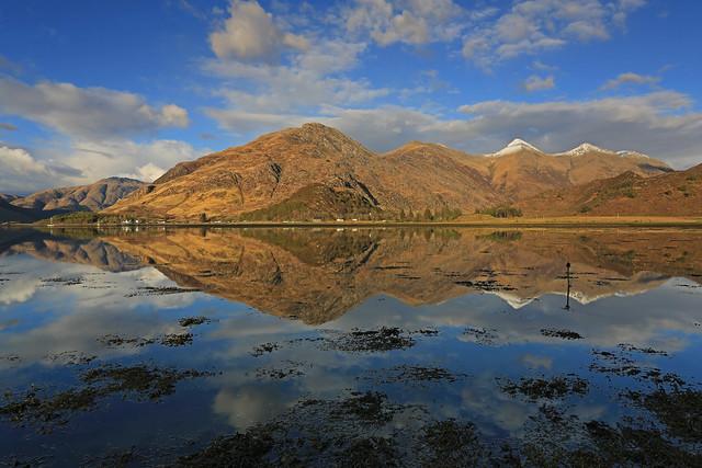 Loch Duich Reflections.