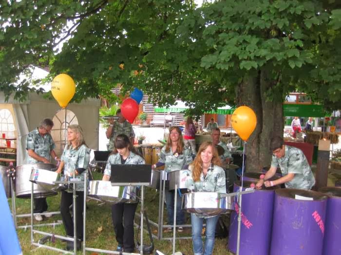 Tannenhofmärit am 21. Juli 2012 in Gampelen