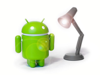 Spotlight on Android | by Visual Content