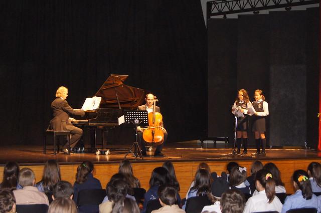 1304 - 22 Concierto Dúo de cello y piano