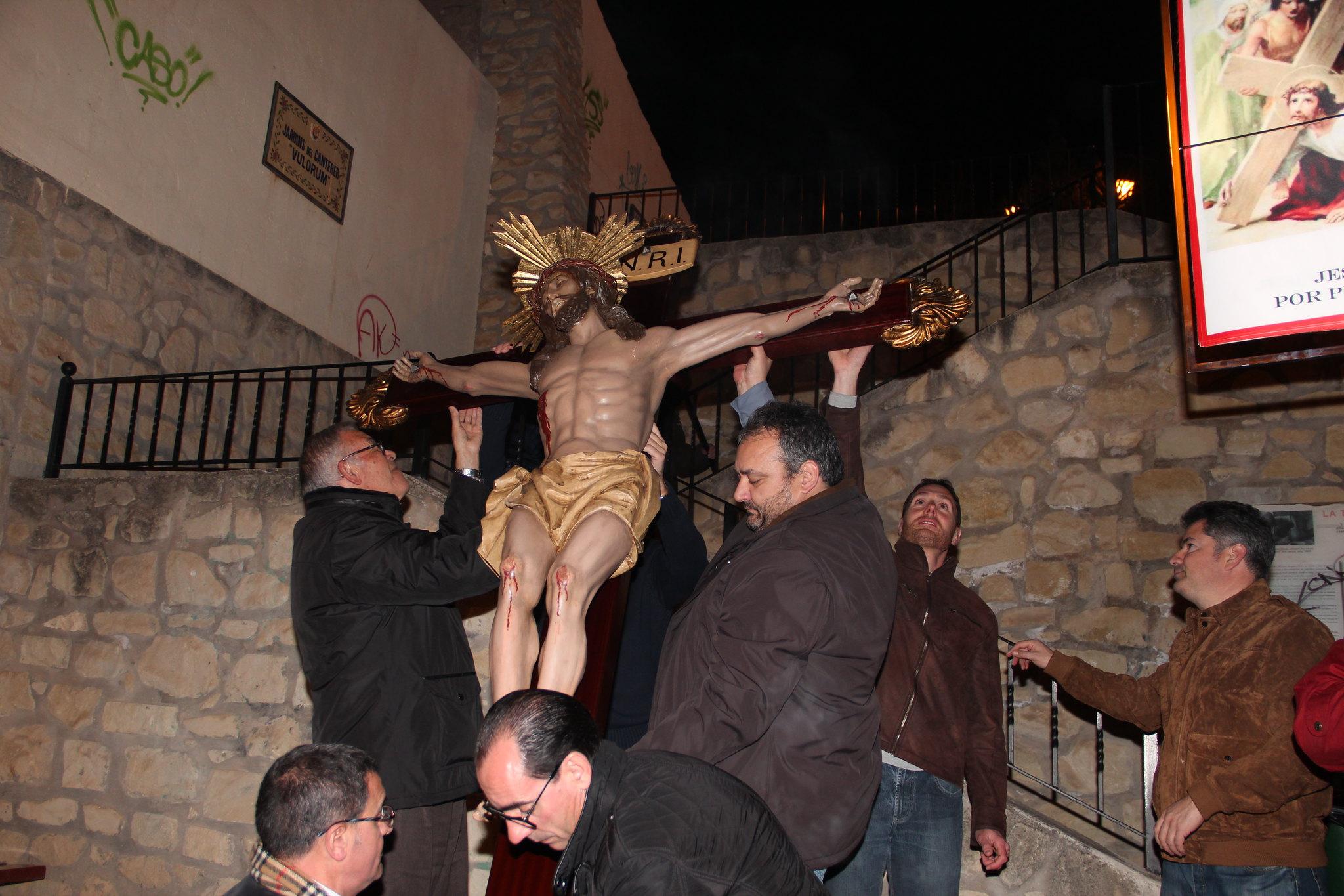 (2016-03-18) - VII Vía Crucis nocturno - Antonio José Verdú Navarro (035)