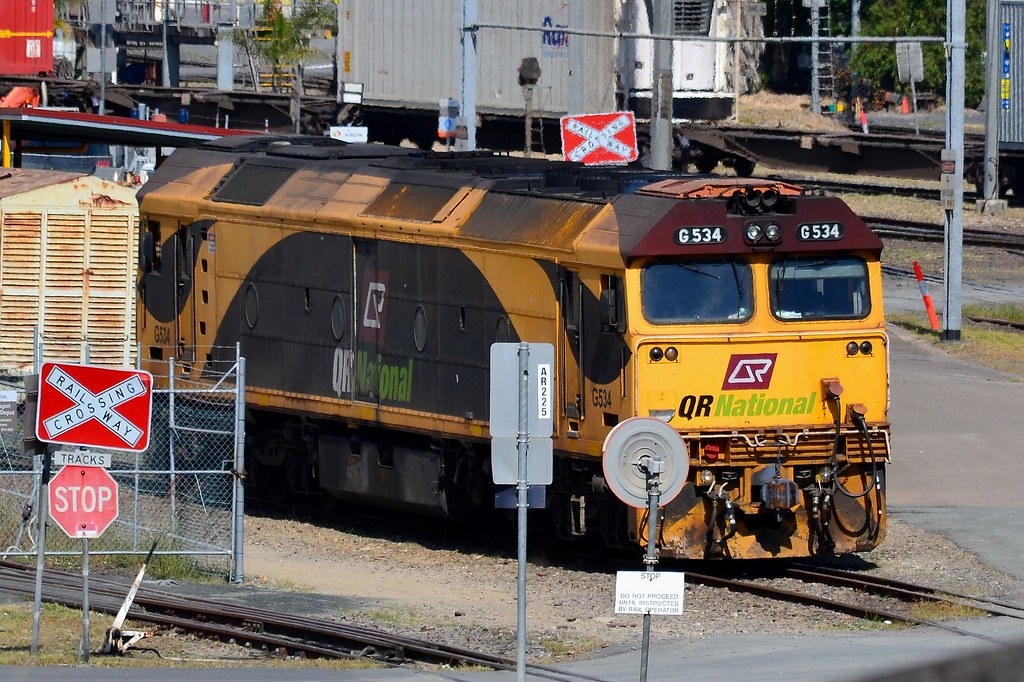 Aurizon - G534 by Shawn Stutsel