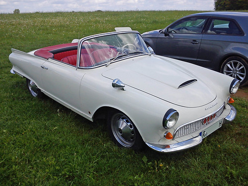 Auto Union 1000 SP Roadster (1961-1965) | by r0b0tr10t