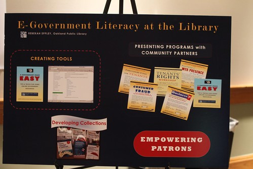 Rebekah Eppley: E-Government Literacy at the Library | by eoshea