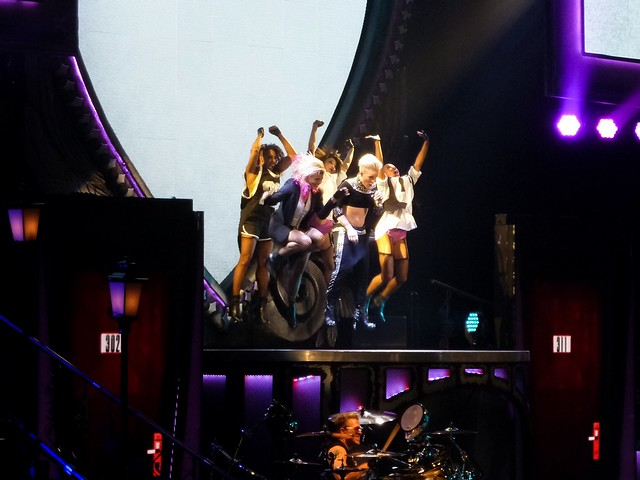 P!nk - The Truth About Love Tour - Bercy, Paris (2013)