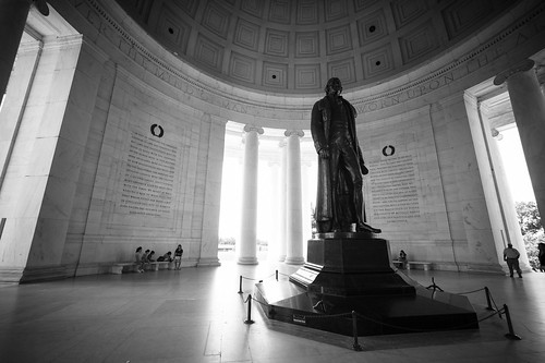 "Image titled ""Jefferson Memorial."""