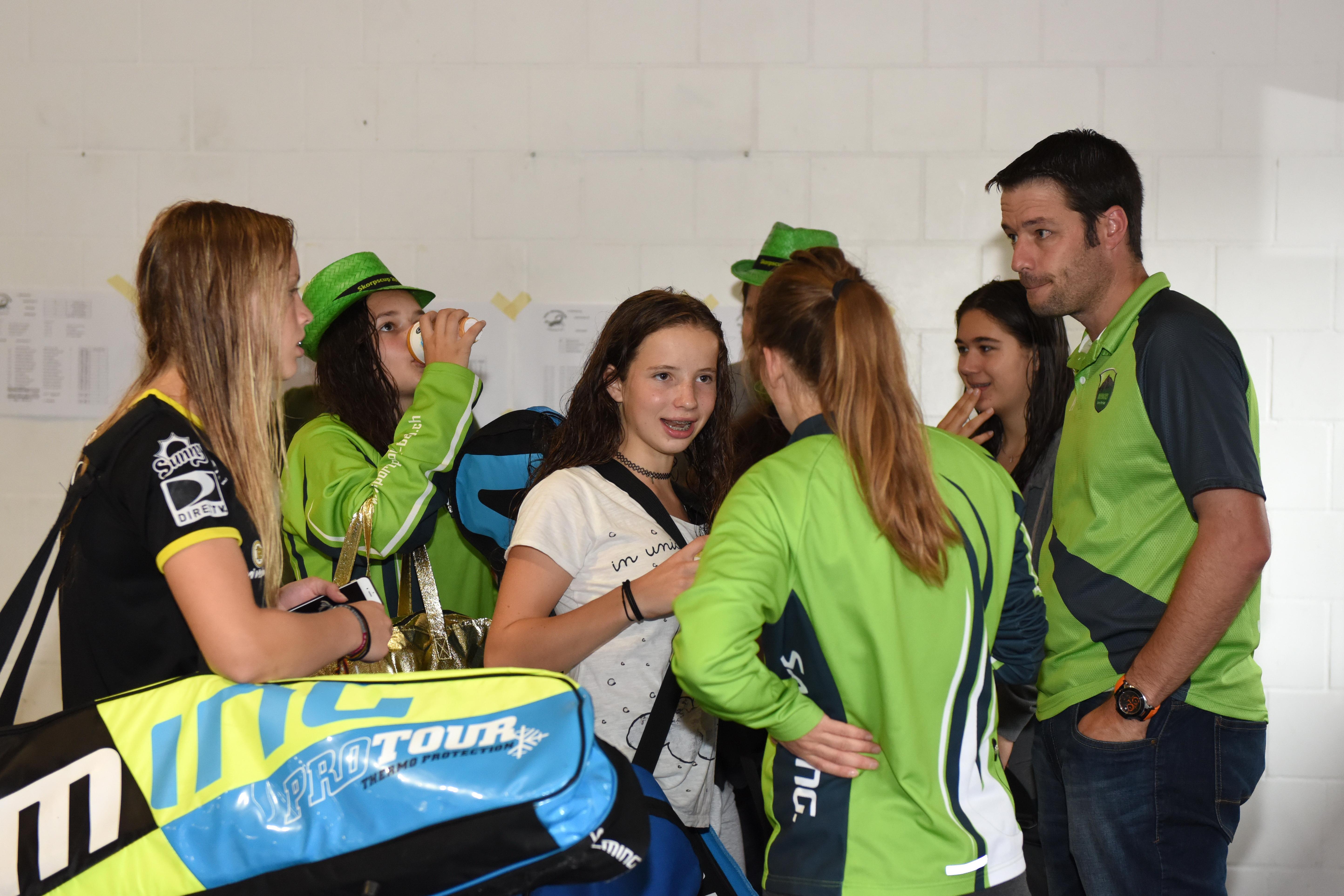 Skorpscup Juniorinnen 2016/2017