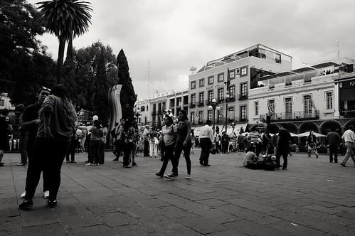 Fotografía callejera en español.