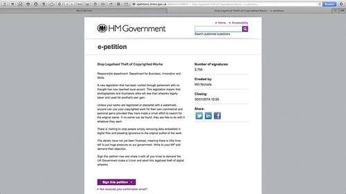 Stop UK Image theft