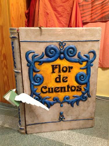 Flor de cuentos | by Biblioteca Municipal Valdepeñas