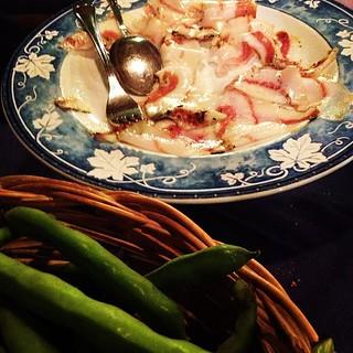 #fave #fava #wlafava #pancetta #food cibo#insta #enjoy