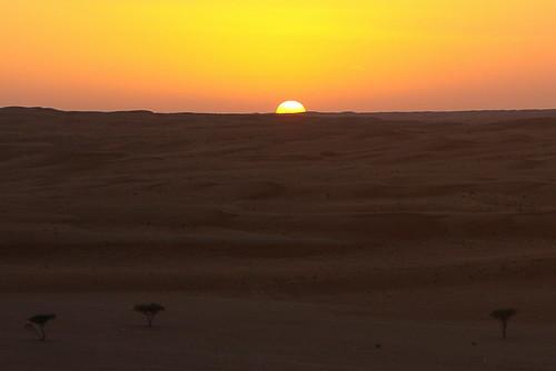desert oman wahibah