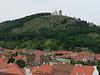 Mikulov, výhled ze zámecké terasy, foto: Petr Nejedlý