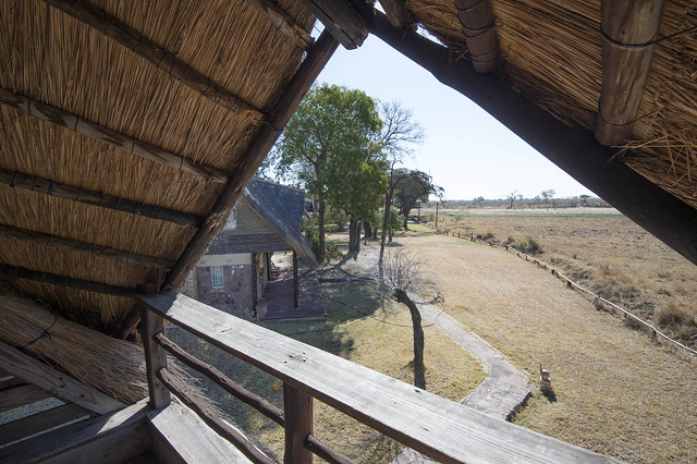 Ganda Lodge, Hwange National Park, Zimbabwe