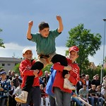Jubiläumsschwingfest Le Mouret