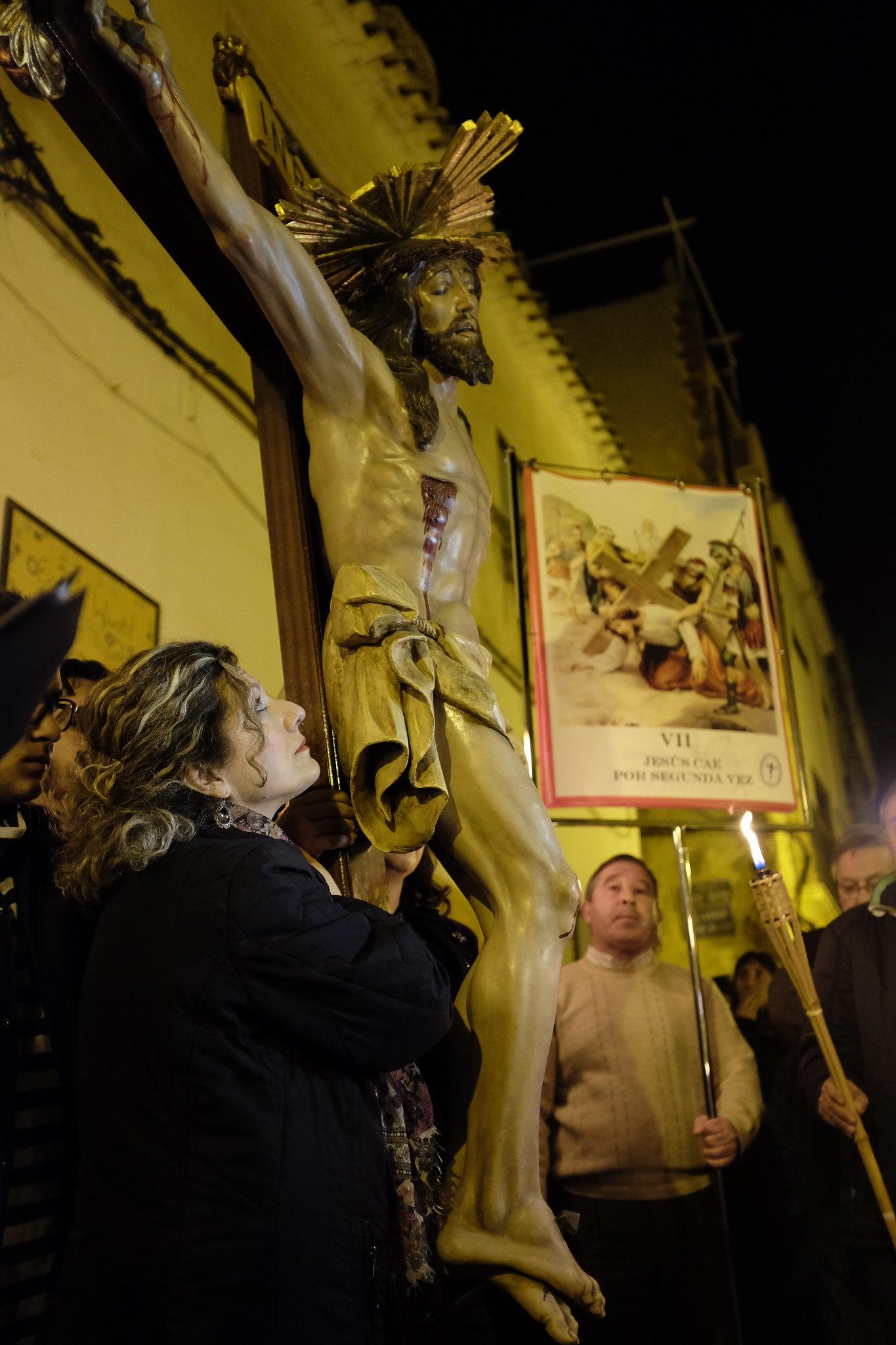 (2015-03-27) - VI Vía Crucis nocturno - Vicent Olmos i Navarro (05)