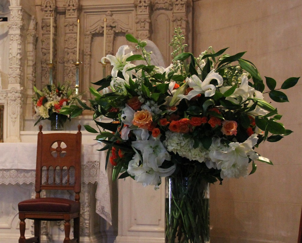 Altar Arrangement Paul Robertson Flickr