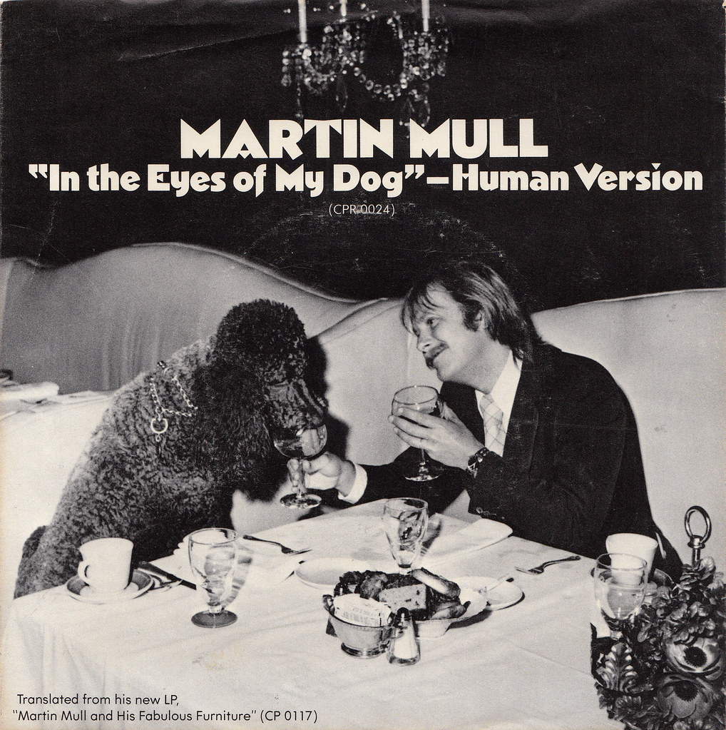 Martin Mull   In The Eyes Of My Dog, Capricorn Records, 1973…   Ron