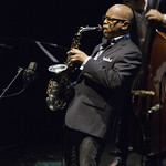 The Greg Osby Quartet at REDCAT, Friday, October 17, 2014. Photos reproduced by Bob Barry's kind permission.